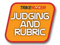Trike Racer Judging Button